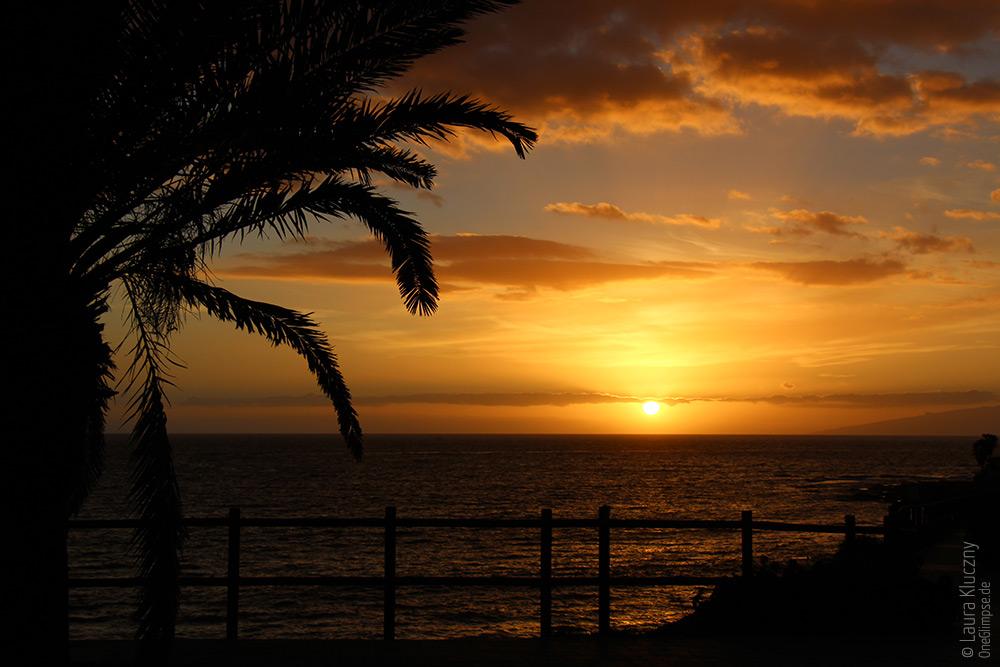La Caleta – Sonnenuntergang am Meer