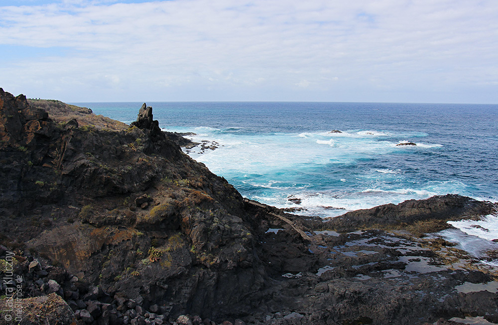 Küste bei Buenavista del Norte