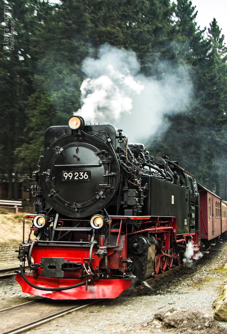 Harzer Schmalspurbahn, Brockenbahn