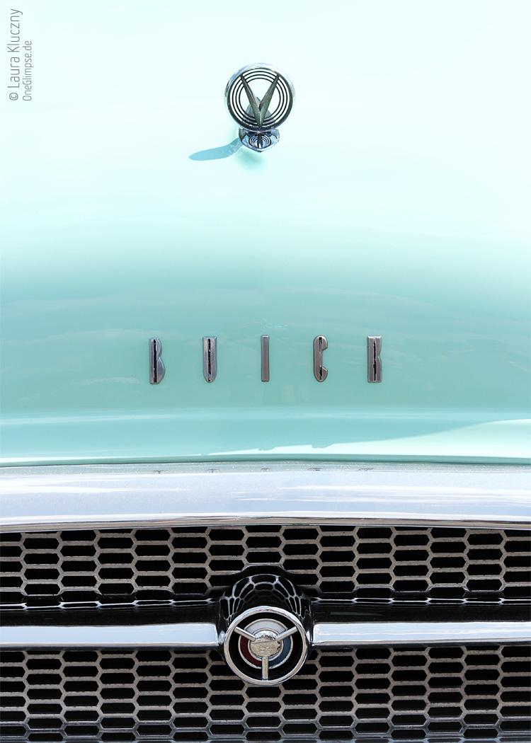 Buick, Street Mag Show 2014 Hamburg, Kühlerfigur