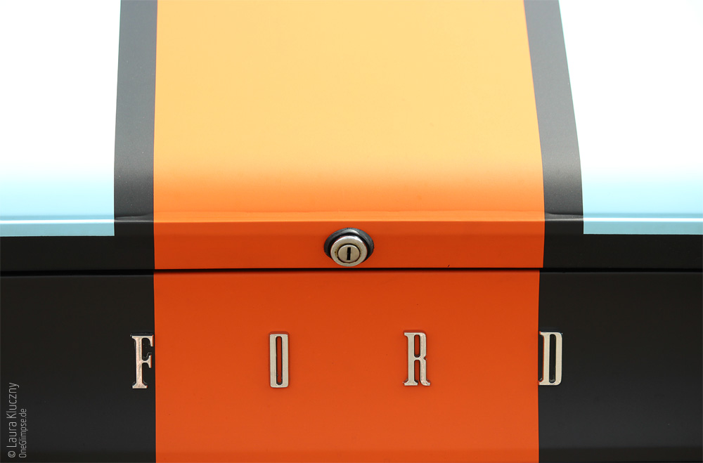 Ford Consul GT, Street Mag Show Hamburg 2014