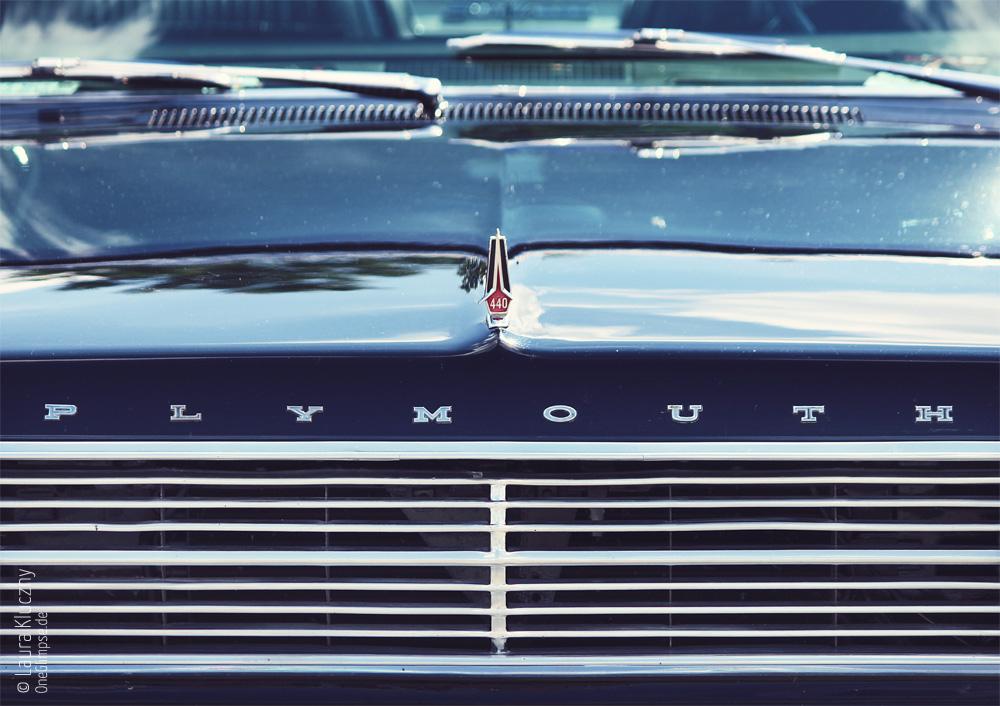 Plymouth 440, Grill, Street Mag Hamburg 2014