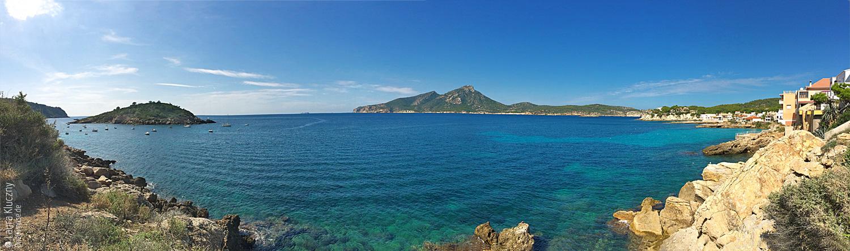 Mallorca, Sant Elm, Insel Sa Dragonera