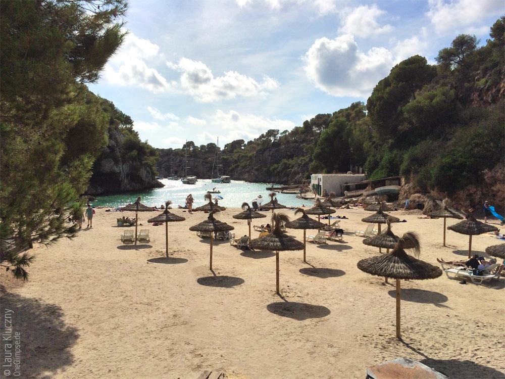 Mallorca, Strand/Badebucht Cala Pi