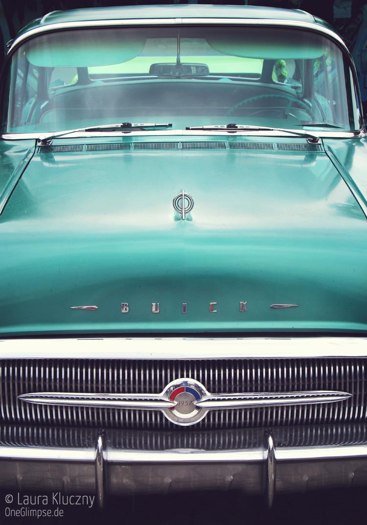 Street Mag Show 2015 in Hamburg: 1957 Buick Roadmaster