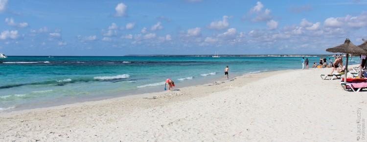 Mallorca: Strand Es Trenc