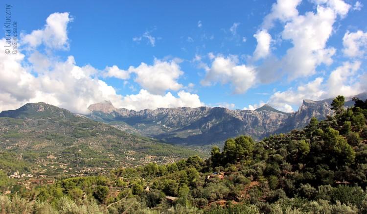 Mallorca: Tramuntana-Gebirge