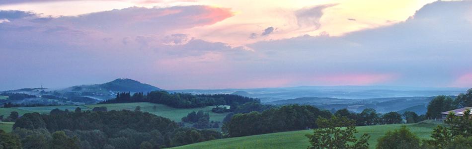 Natur_Rhoen_Sonnenuntergang