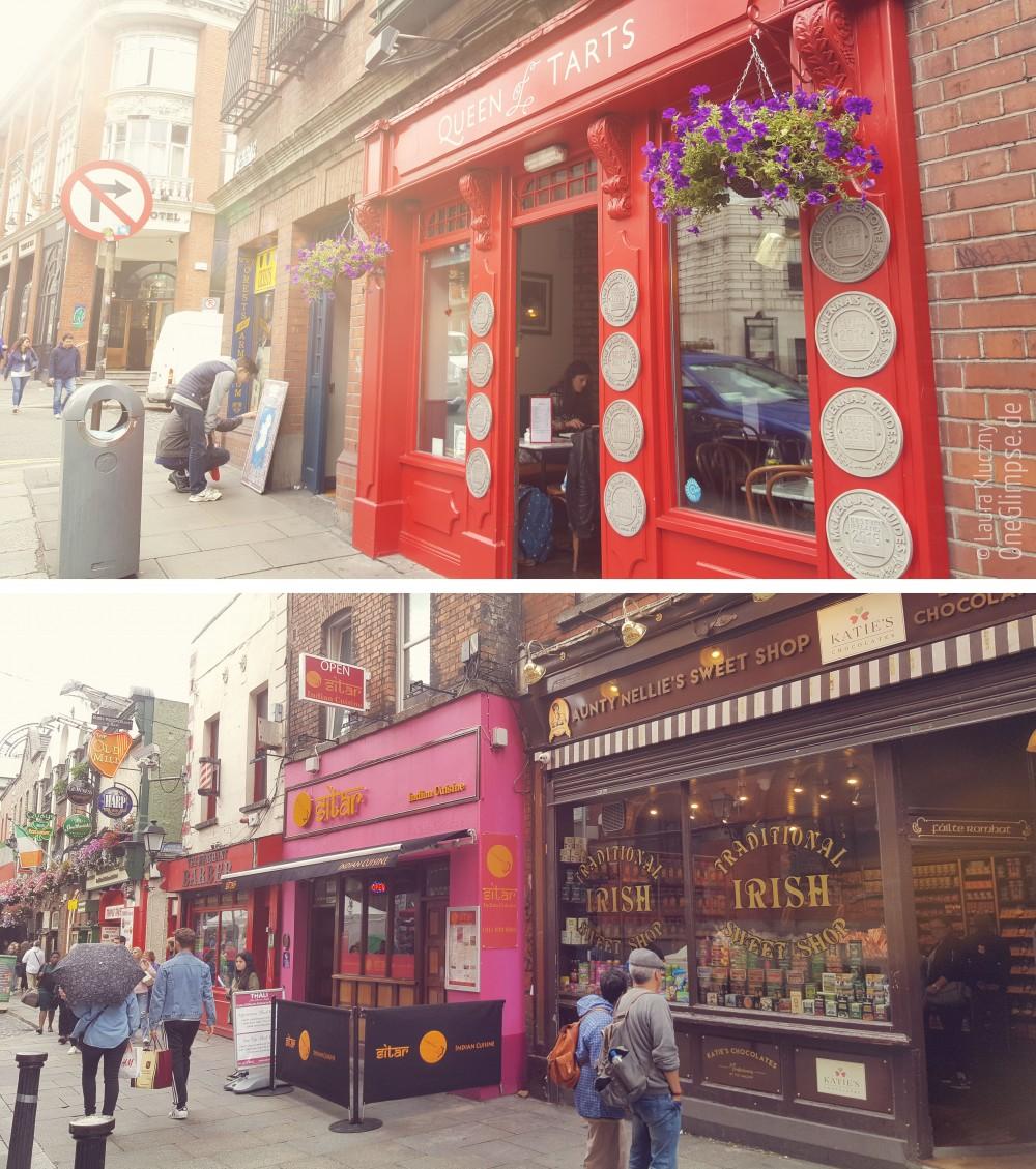Traditional Irish Sweet Shop, Queen of Tarts – süße und vor allem leckere Läden