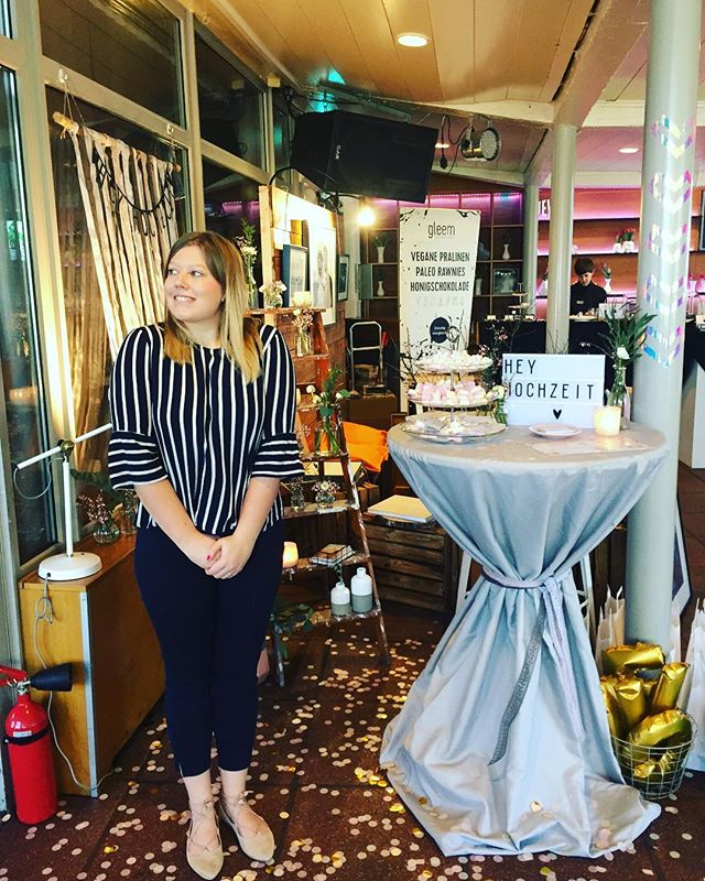 Instagram: Hey Hochzeit auf der Max liebt Marie im Februar 2018