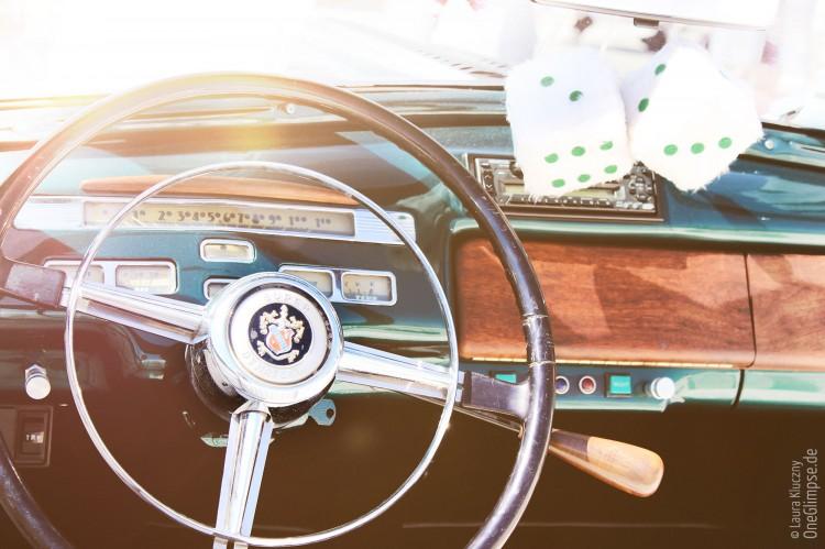 1940 Ford Mercury Custom Armatur, Street Mag Show Hamburg 2018