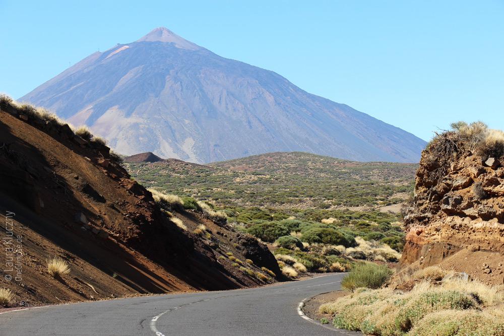 Pico del Teide – Teneriffa