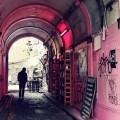 """""""Abseits des Tumults: Es bleibt bunt"""" zum Thema Stadtleben: Foto-November: Fotoprojekt von Arne Kerlin"""