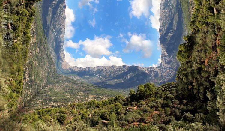 Mallorca: Das Tramuntana-Gebirge im Kastenformat